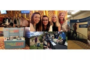 Hot Dish team at the Multi-Unit Franchise Conference