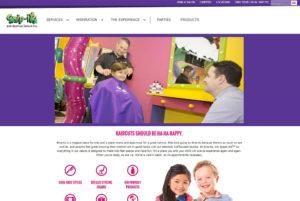 Snip-Its website