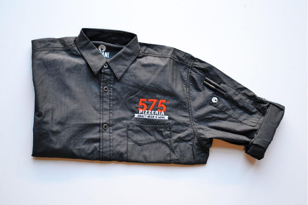 575 Pizzeria uniform