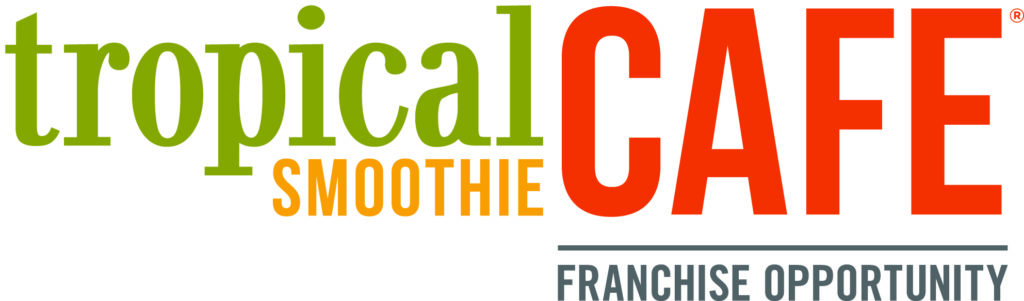 Tropical Smoothie Cafe franchise opportunity logo
