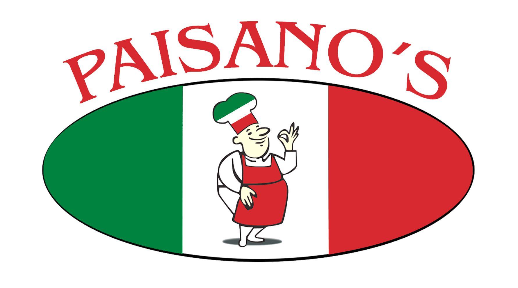 Paisano's Logo